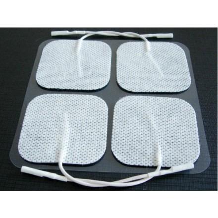 Electrodos Cuadrados Autoadhesivos Verity Medical